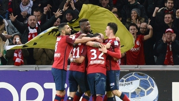 Copa da Liga da França (semifinal): Gols de Lille 5 x 1 Bordeaux