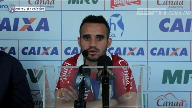 Maikon Leite revela conversa com Guto Ferreira: 'Não pretendemos ser só mais uma equipe'