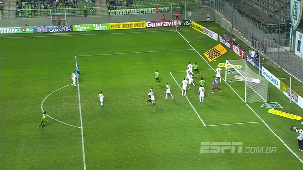 Série B: Gols América-MG 4 x 2 Figueirense