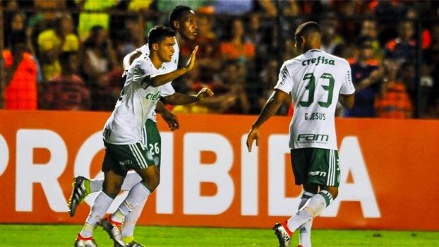 Assistir Sport x Palmeiras ao vivo 2016