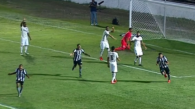 Brasileirão sub-20 (final - ida): Gols de Botafogo 1 x 1 Corinthians