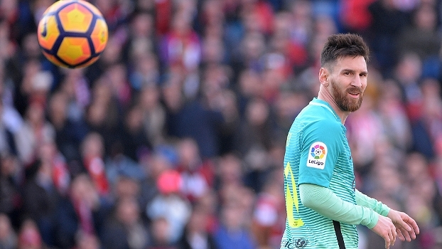 Veja os melhores momentos da vitória do Barcelona sobre o Atlético de Madri por 2 a 1