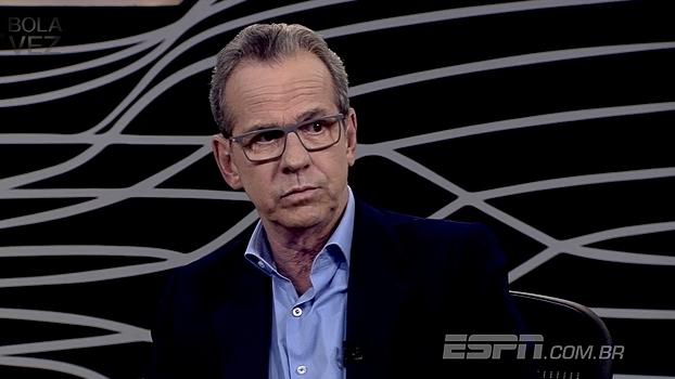 Joaquim Grava, consultor médico do Corinthians, é o Bola da Vez desta terça: na ESPN Brasil e WatchESPN, às 21h30
