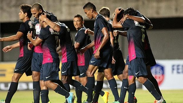 ad78451e3c84d Baiano  Gol de Bahia 1 x 0 Jacuipense - ESPN
