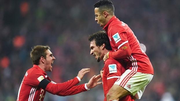 Bundesliga: Gols de Bayern de Munique 2 x 1 Bayer Leverkusen