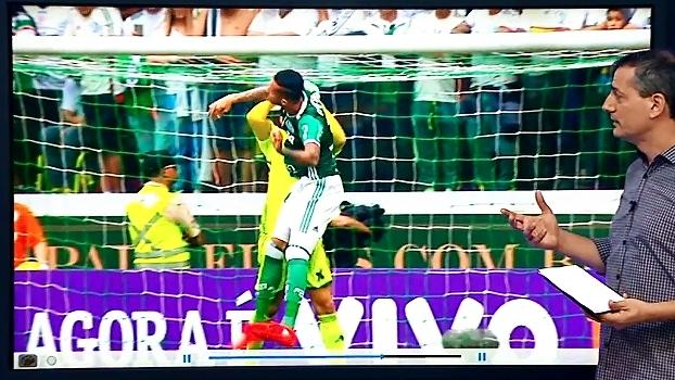 Sálvio não vê falta de Leandro Pereira em Wilson: 'Gol legal'