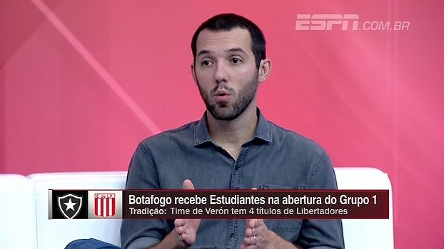 Hofman destaca confiança interna do Botafogo na Libertadores: 'Fator primordial para conquistar a vitória'