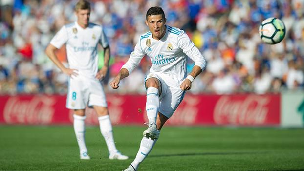 Veja os melhores momentos da vitória do Real Madrid sobre o Getafe por 2 a 1 por LaLiga!
