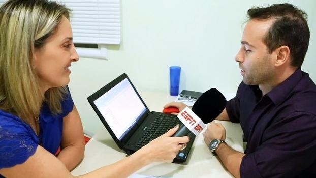 Para fisiologista, Dani Zangrando tem condições de disputar a meia maratona em Fernando de Noronha