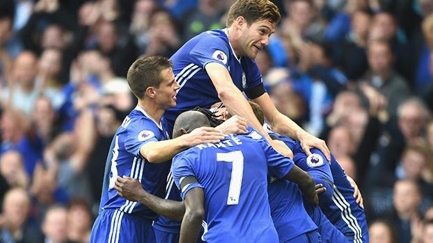 Premier League: Melhores momentos de Chelsea 3 x 0 Leicester