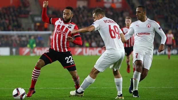 Hapoel Be'er Sheva segura empate fora de casa com o Southampton e avança na UEFA Europa League