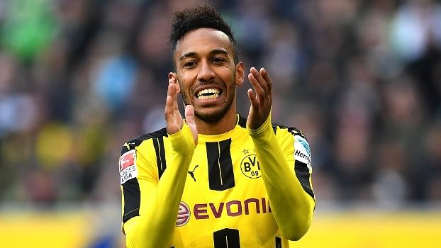 Assista aos melhores momentos da vitória do Dortmund sobre o M'Gladbach por 3 a 2