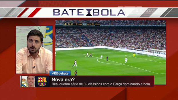 Nicola vê Real Madrid com elenco e time titular melhor que o Barcelona nesta temporada
