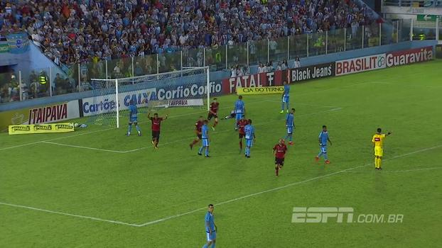 Assista aos gols da vitória do Brasil de Pelotas sobre o Paysandu por 3 a 1!
