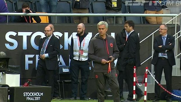 Depois do atentado em Manchester, João Castelo traz o clima da preparação para a final da Europa League