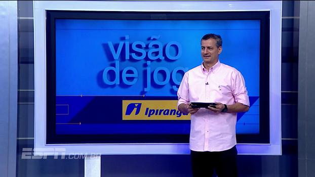 Sálvio Spinola analisa decisões da arbitragem na partida entre Vitória e Palmeiras e vê erro em dois lances cruciais
