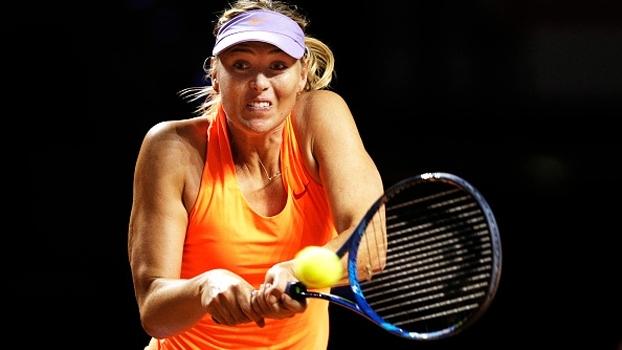 Veja lances de Maria Sharapova 2 x 0 Roberta Vinci