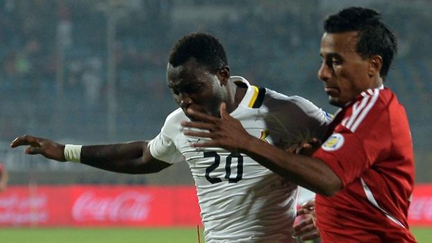 Resultado de imagem para Egito x Gana