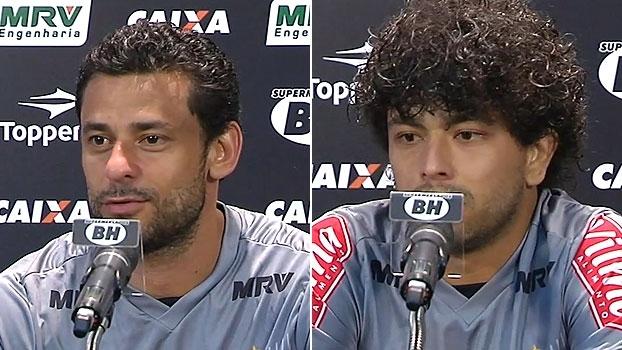 Fred elogia comissão técnica do Atlético-MG e comemora: 'Melhor pré-temporada da minha vida'