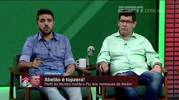 Nicola elogia base do Fluminense: 'Hoje, ninguém oferece mais bons jogadores que Xerém'