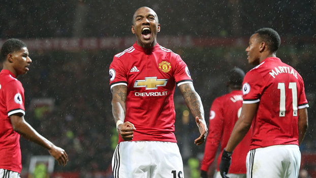 Premier League: gol de Manchester United 1 x 0 Brighton