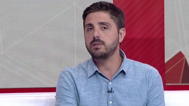 Nicola: 'Tabet quer um pouquinho de espaço para aparecer à custa do Felipe Melo'