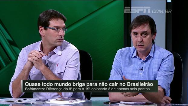 Tironi vê apenas 3 boas atuações do São Paulo na Era Dorival e diz: 'O time ainda está vacilando'