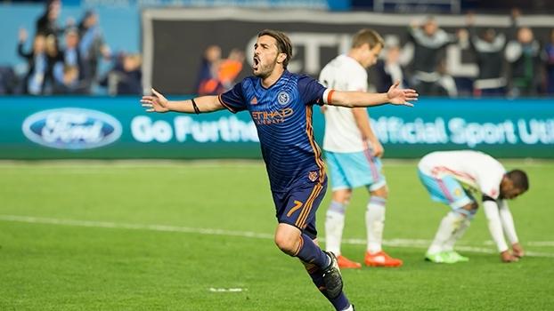 New York City vence, garante segundo lugar do leste e se prepara para estrear nos playoffs da MLS