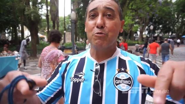 'Gripe', 'só lamento', 'sua hora vai chegar': torcedores do Grêmio mandam recado a Cristiano Ronaldo