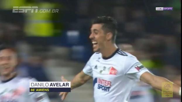 Com golaço, Amiens busca empate fora de casa com o Montpellier