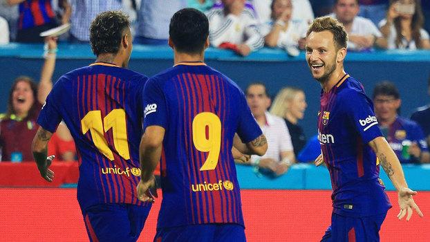 International Champions Cup: Melhores momentos de Real Madrid 2 x 3 Barcelona