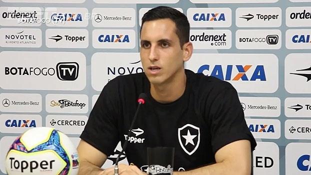 Gatito espera dificuldades contra o Atlético Nacional, mas promete: 'Vamos buscar os três pontos'