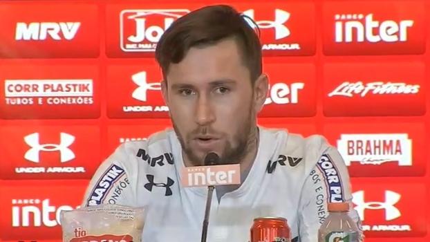 Gomez e Arboleda são apresentados no São Paulo e falam do momento do clube e da vontade de ajudar