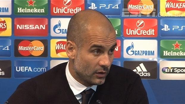 Guardiola explica escolha de Hart como capitão e pondera: 'Cometo muitos erros'