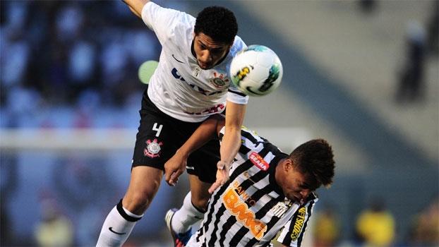 Brasileiro: Melhores momentos de Corinthians 1 x 1 Santos
