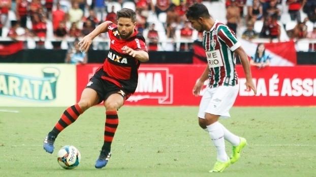 Carioca: Gols de Fluminense 1 x 1 Flamengo