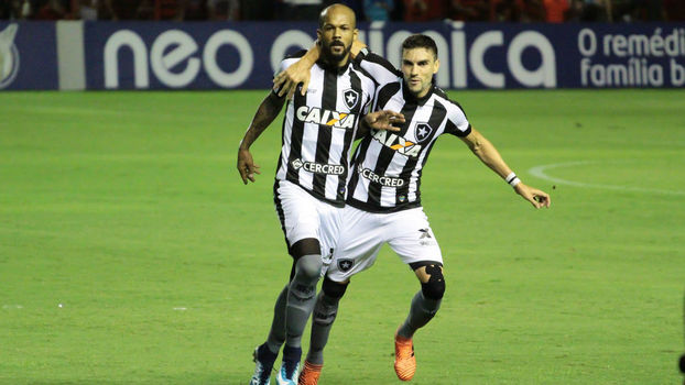 Brasileiro: Gols de Sport 1 x 2 Botafogo