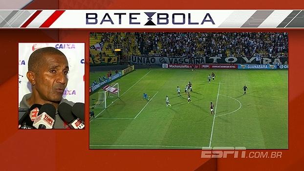 Cristóvão Borges diz o que o Vasco fez de errado contra o Flamengo