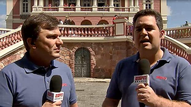 Banda inglesa invade Manaus para Inglaterra x Itália, que terá desfalque