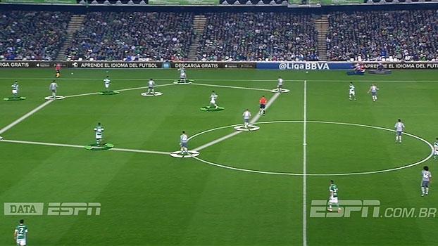 260825e2e5 Aproximação e superioridade numérica  DataESPN analisa o Real Madird de  Zidane
