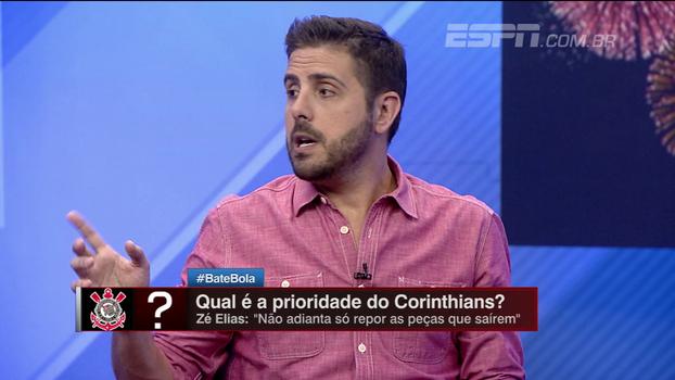 Saída de Jô e possível chegada de Scarpa; situação do Corinthians no mercado em 2018
