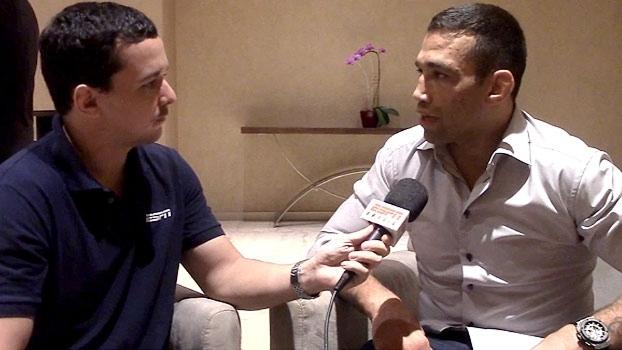 MMA Live Brasil: Werdum confirma presença de '35 mil Werduns' contra Miocic: 'Vai ficar para a história'