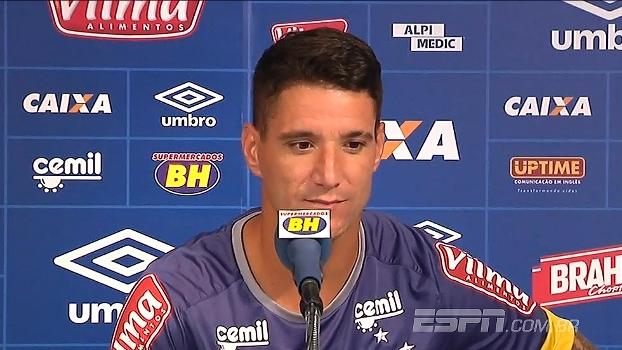 Thiago Neves revela ansiedade pela estreia e pede seriedade em jogo pela Copa do Brasil