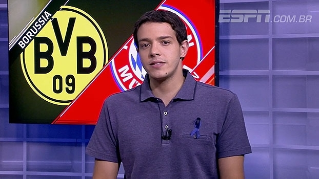 Rafa Oliveira destaca possível retorno de Reus e opções do Dortmund contra o Bayern