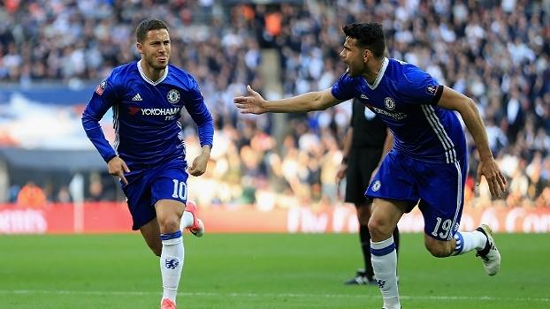 Copa da Inglaterra - semifinal: Melhores momentos de Chelsea 4 x 2 Tottenham