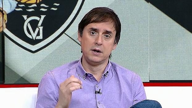 Tironi analisa Milton Mendes no Vasco: 'É um desafio gigante'
