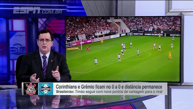 Antero comenta 'episódio Héber' e analisa postura do presidente do Grêmio após repercussão negativa com declarações