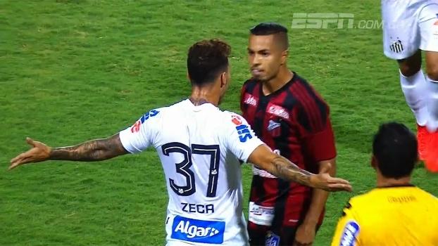 Desfalques, pressão e empate sem gols: veja como foi Santos x Ituano