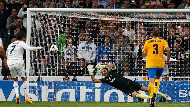 Champions League: Gols de Real Madrid 2 x 1 Juventus
