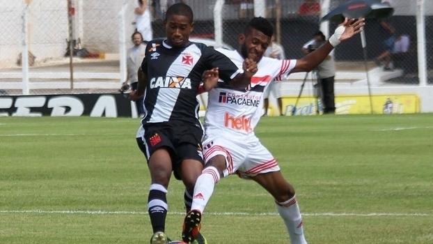 Copa São Paulo: Melhores momentos de Botafogo-SP 1 (2) x (4) 1 Vasco